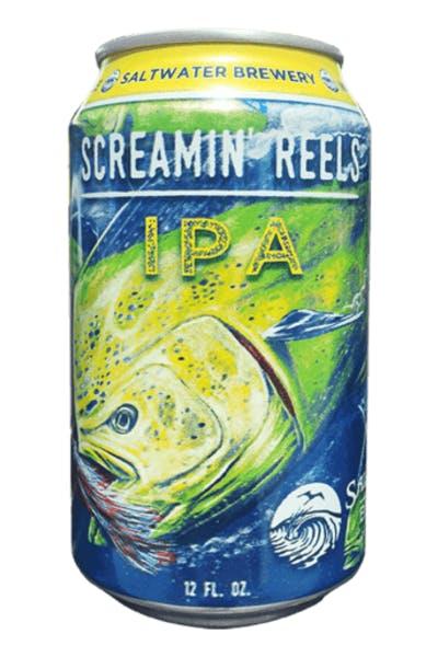 Saltwater Screamin' Reels IPA