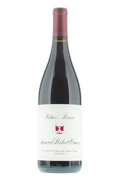 Samuel Robert Winery Pinot Noir Vintner's Reserve Willamette