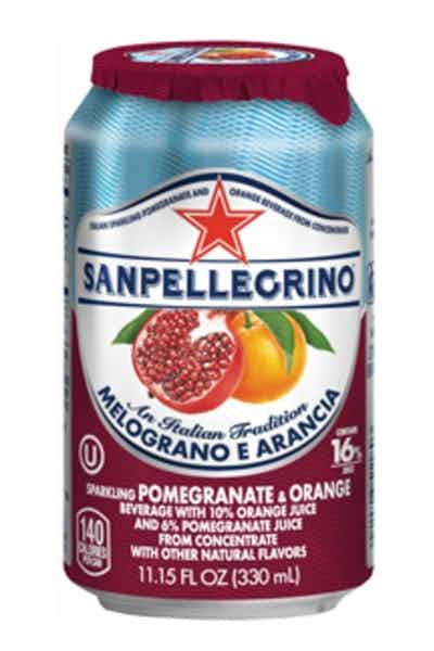 San Pellegrino Grapefruit Melograno E Aranciata