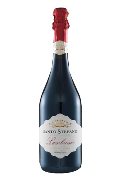 Santo Stefano Reggiano Lambrusco Sparkling Red