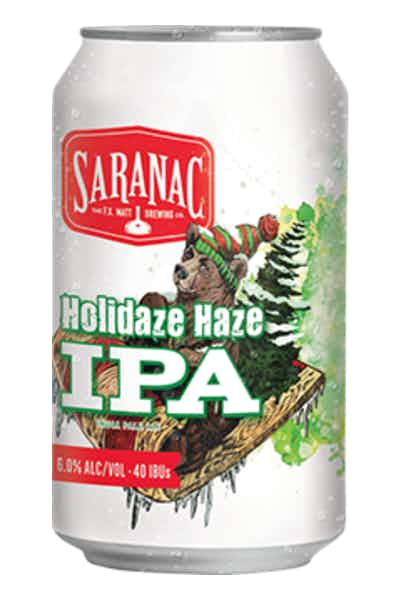 Saranac Holidaze Haze Ipa