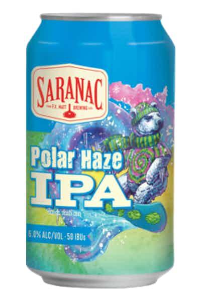 Saranac Polar Haze Ipa