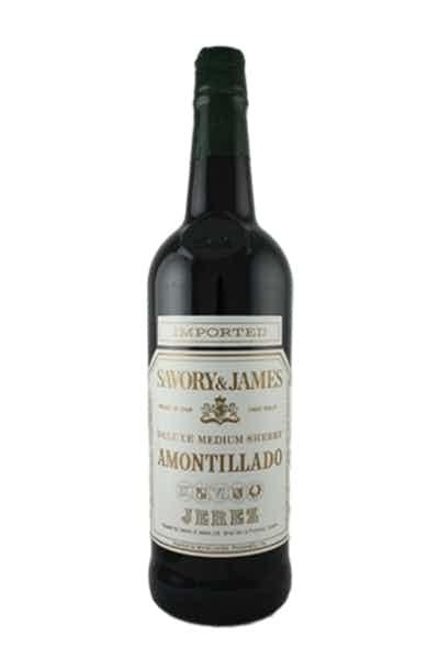 Savory & James Amontillado