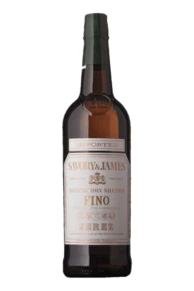 Savory & James Fino Sherry