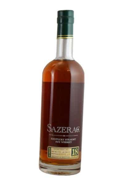 Sazerac Buffalo Trace Antique Collection Bourbon 18 Year
