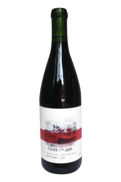 Scar Of The Sea Seven Leagues Pinot Noir