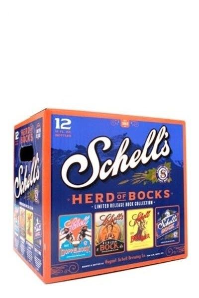 Schell's Bock Sampler