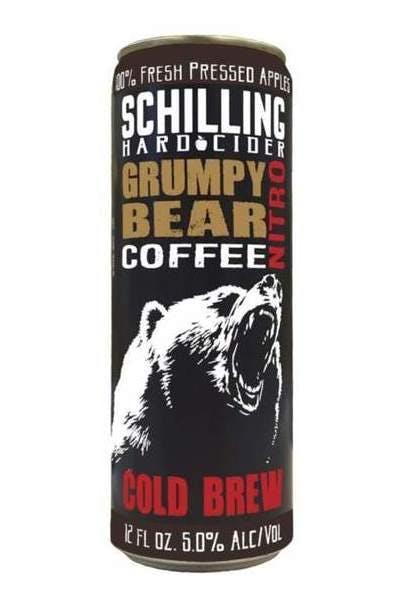 Schilling Cider Grumpy Bear Nitro
