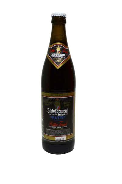 Schlossbrauerei Stelzer Fatti Ritt Trunk Lager