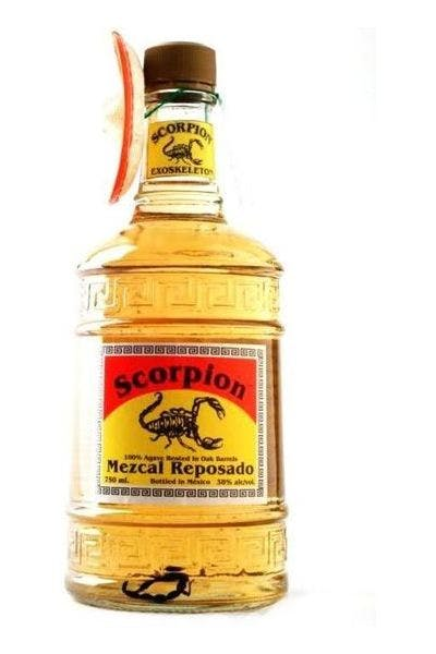 Scorpion Reposado Mezcal