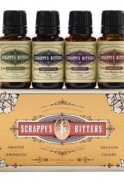 Scrappy's Bitters Variety Pack