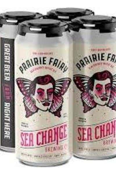 Sea Change Prairie Fairy Blackberry Wheat Ale