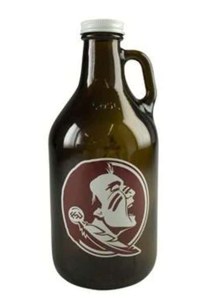 Seminole Empty Growler Bottle