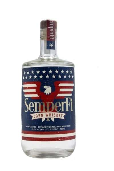 semper fi corn whiskey price reviews drizly