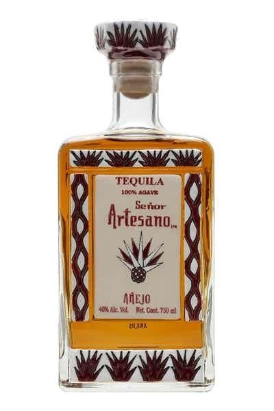 Señor Artesano Tequila Anjeo