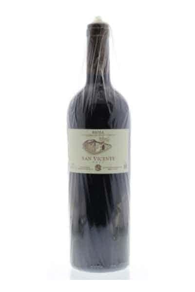 Senorio San Vicente Rioja 2012