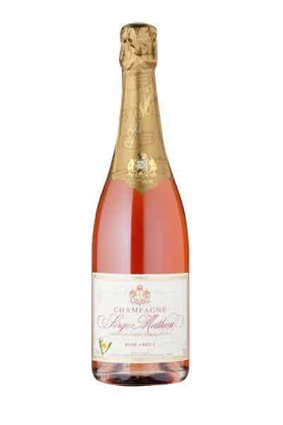 Serge Mathieu Rosé Brut Champagne