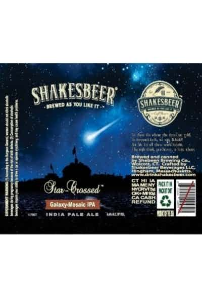 Shakesbeer Star Crossed IPA