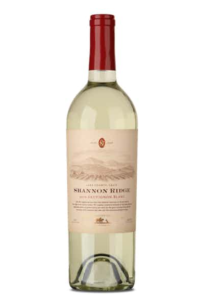 Shannon Ridge High Elevation Sauvignon Blanc