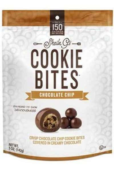Sheila G's Cookie Bites Chocolate Chip