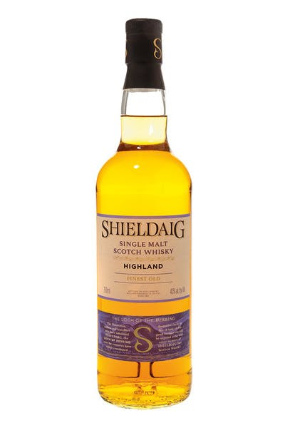 Shieldaig Highland Peaty Single Malt