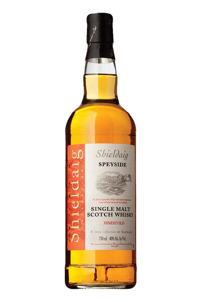 Shieldaig Speyside Single Malt