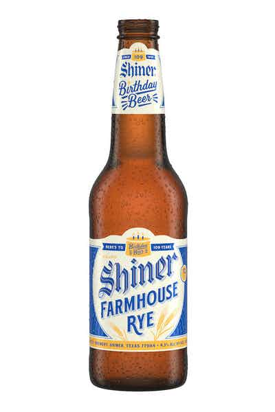 Shiner Birthday Beer