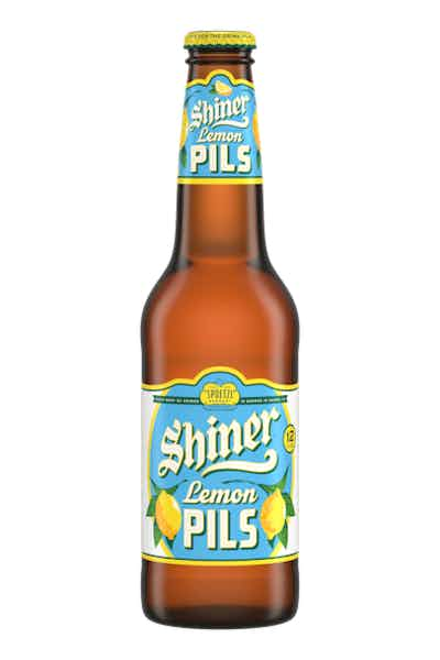 Shiner Lemon Pils