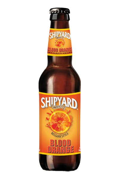 Shipyard Blood Orange  Belgian style Wit