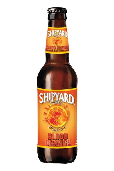 Shipyard Blood Orange  Belgian Style Wit