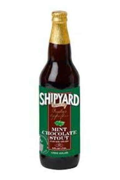 Shipyard Mint Chocolate Stout