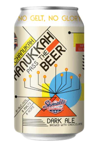 Shmaltz Chanukah, Hanukkah Pass the Beer