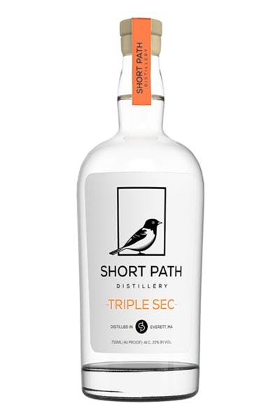 Short Path Distillery Triple Sec