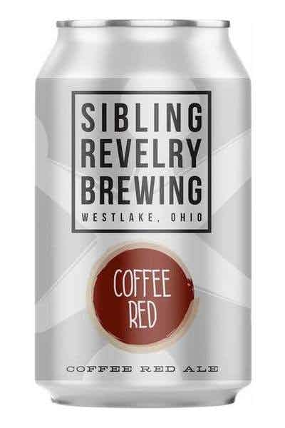 Sibling Revelry Coffee Red American Red Ale
