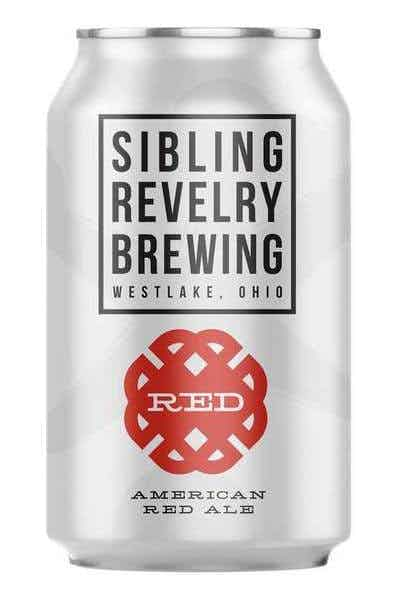 Sibling Revelry Red American Red Ale