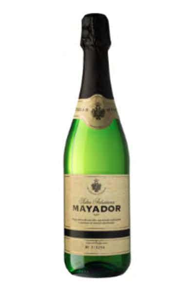Sidra Asturiana Mayador Espumante