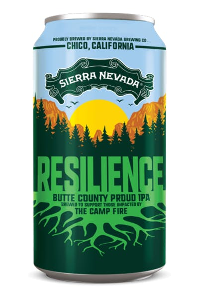 Sierra Nevada Resilience Butte County Proud IPA