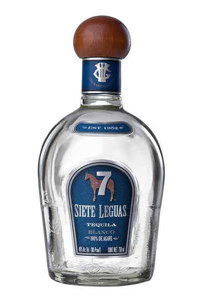 Siete Leguas Tequila Blanco