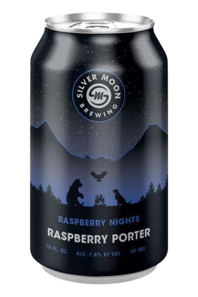 Silver Moon Brewing Raspberry Nights Porter