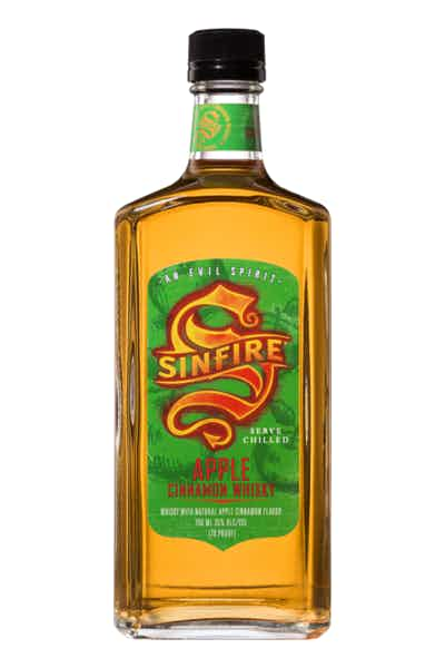 Sinfire Apple Cinnamon Whisky