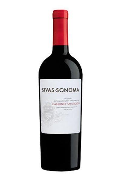 Sivas Sonoma Cabernet Sauvignon