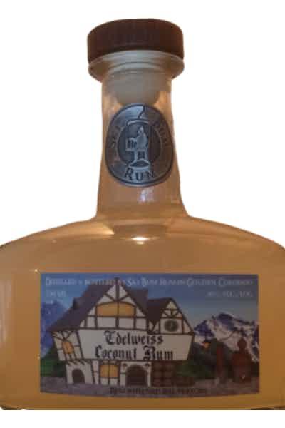 Ski Bum Rum Edleweiss Coconut Rum