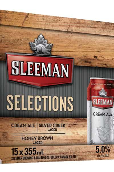 Sleeman Selections