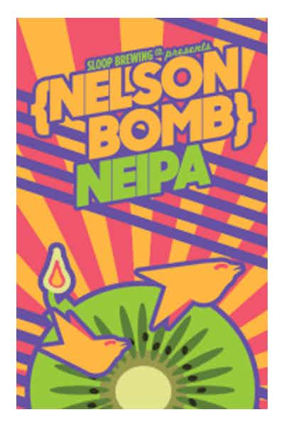 Sloop Brewing Nelson Bomb