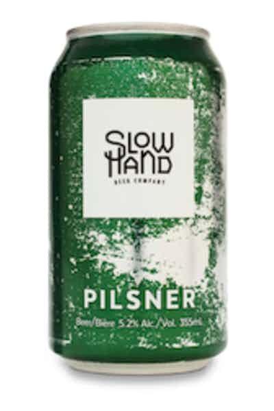 Slow Hand Pilsner