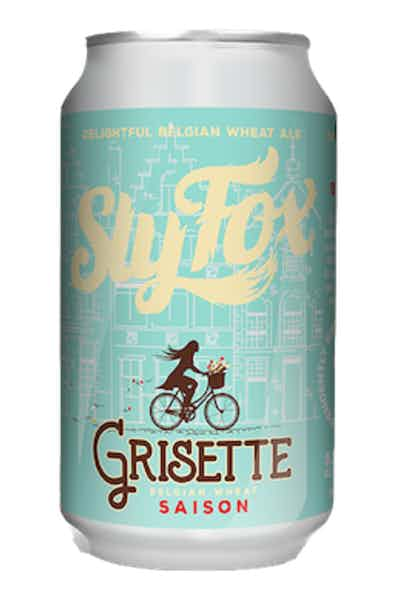 Sly Fox Grisette Belgian Wheat Saison