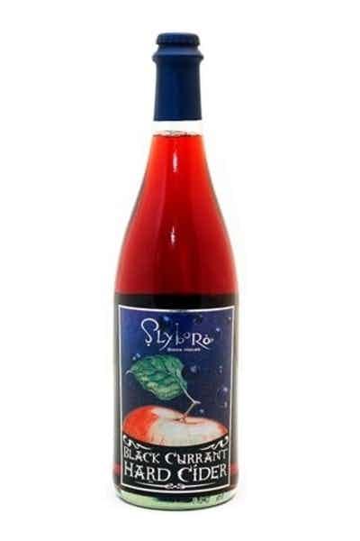 Slyboro Black Currant Cider
