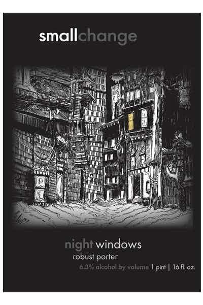 Small Change Night Windows