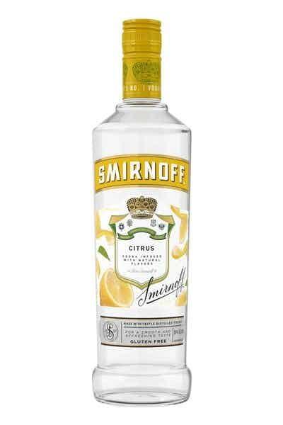 Smirnoff Citrus