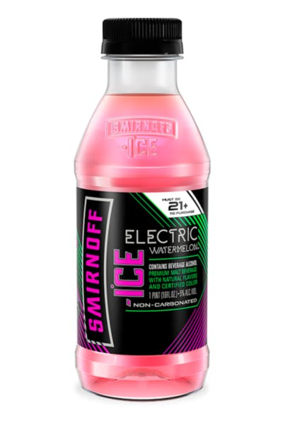 Smirnoff Ice Electric Watermelon